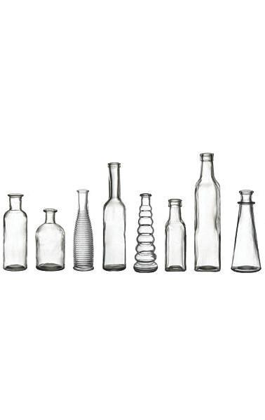 Vintage Vases Mixture