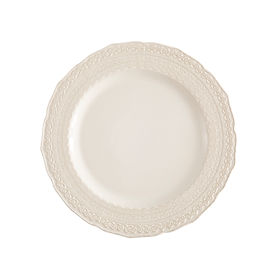 Sienna Lace Charger Plate