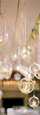 Globe Lights/Hanging