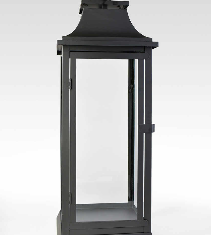 "Hampton Lantern - Large - 25"" Tall"