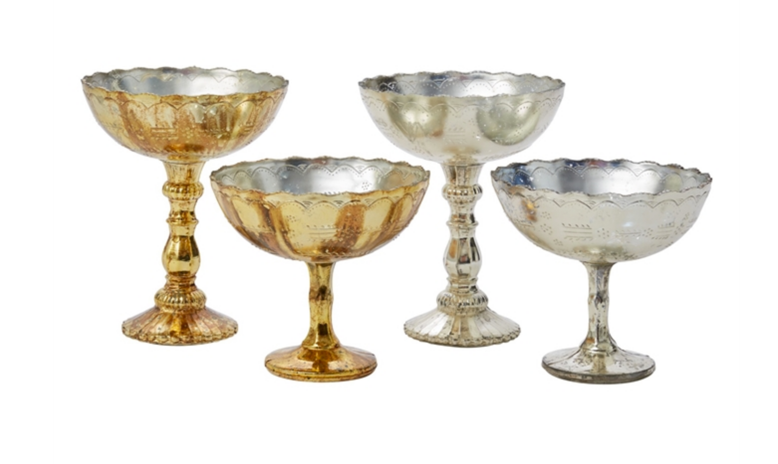 Desiray Compote Vases