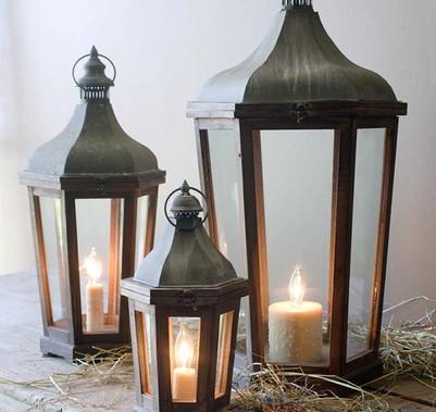 Timeless Lanterns - Set of 3