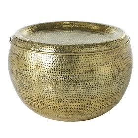 Gold Venetian Tables