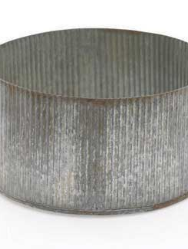 Zinc Vase