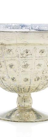 Pedestal Vase Gold