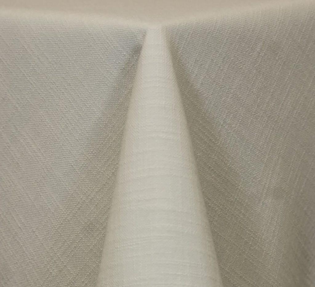 Ivory Panama Linen