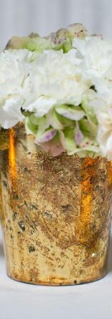Metallic Vase - Tall