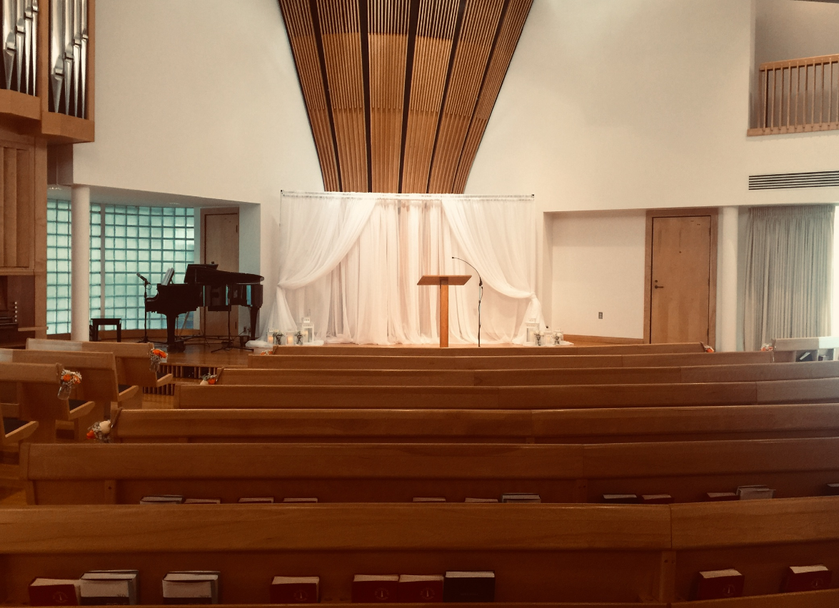 Chapel Draping
