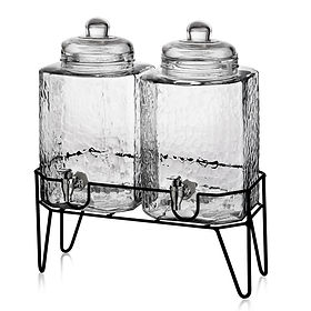Hamburg Beverage Dispensers - Set of 2