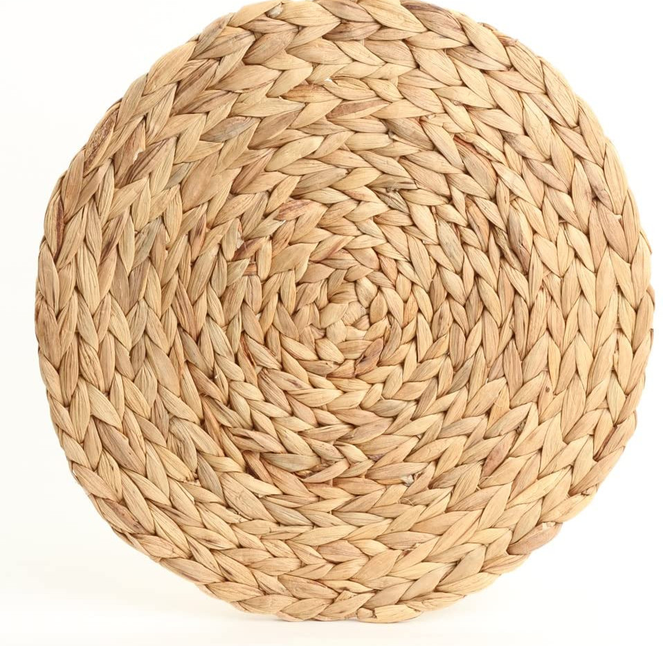Natural Woven Placemat Charger