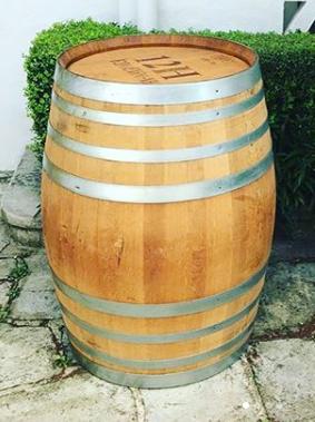 59 Gallon Wine Barrel