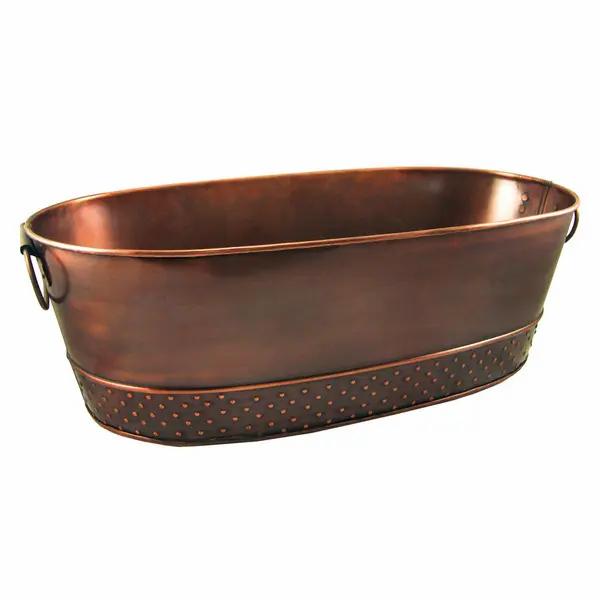 15 Qt. Copper Ice Bucket
