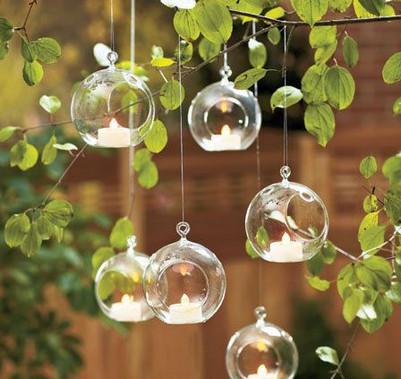 Hanging Tealight Holders