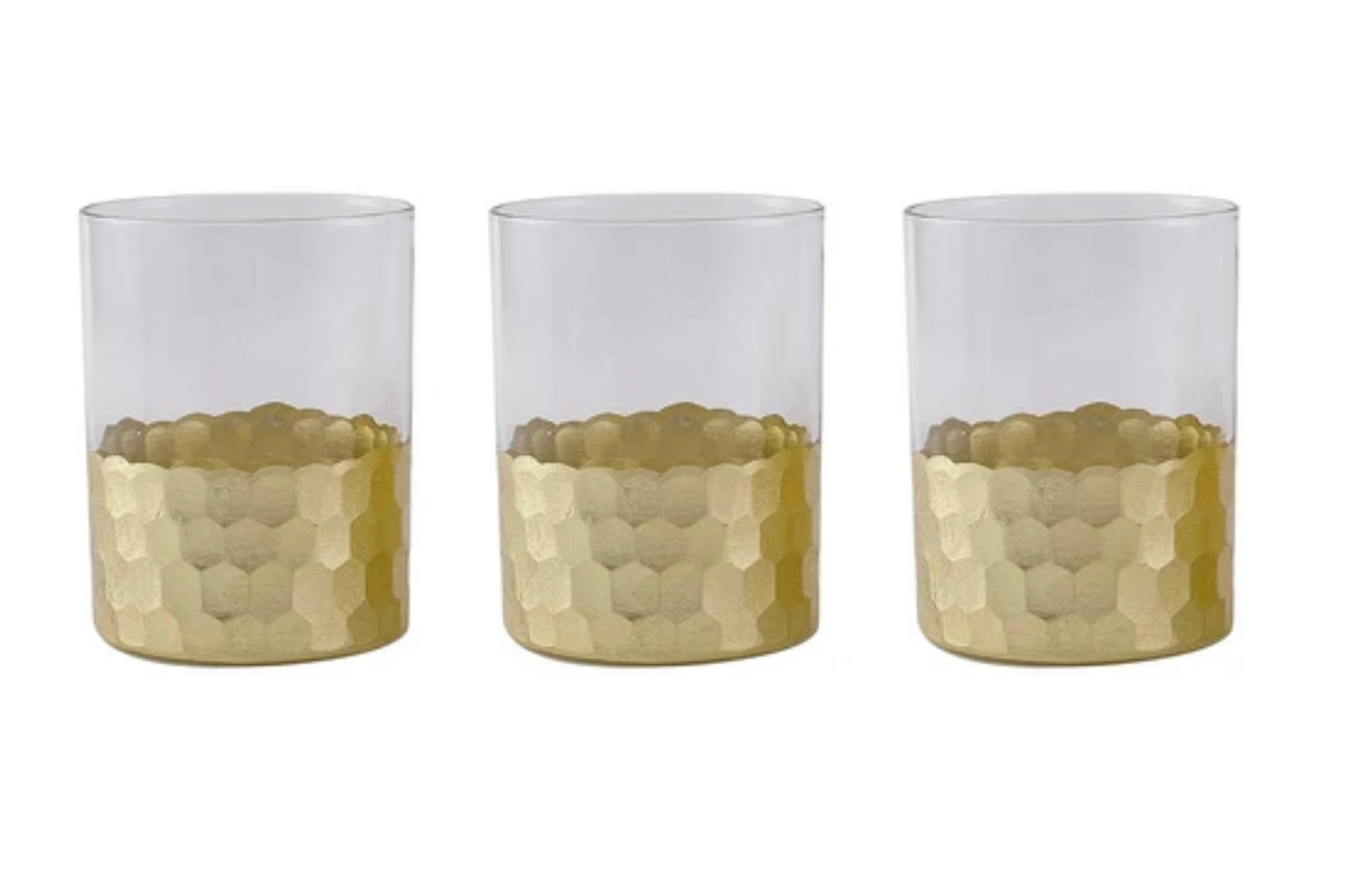 Honeycomb Candle Holders