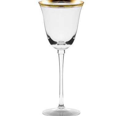 Windsor Gold Wine Glass
