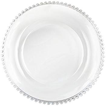 Clear Glass Beaded Charger Plate.jpg