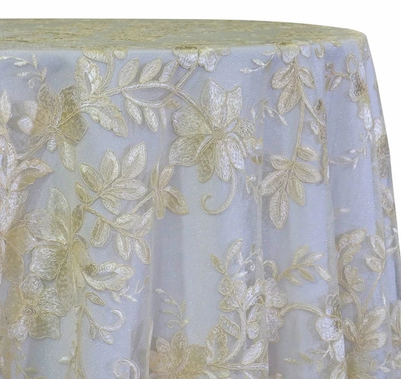 Ivory Claire Lace