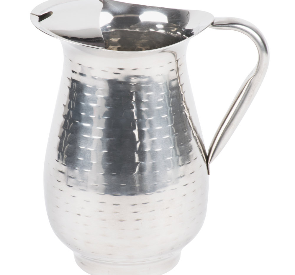 64 oz Stainless Pitcher