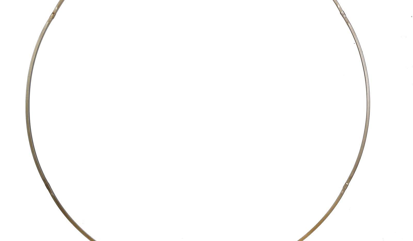 Gold Circular Arbor