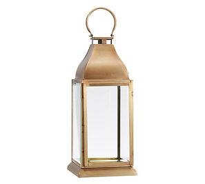 Chester Brass Lanterns