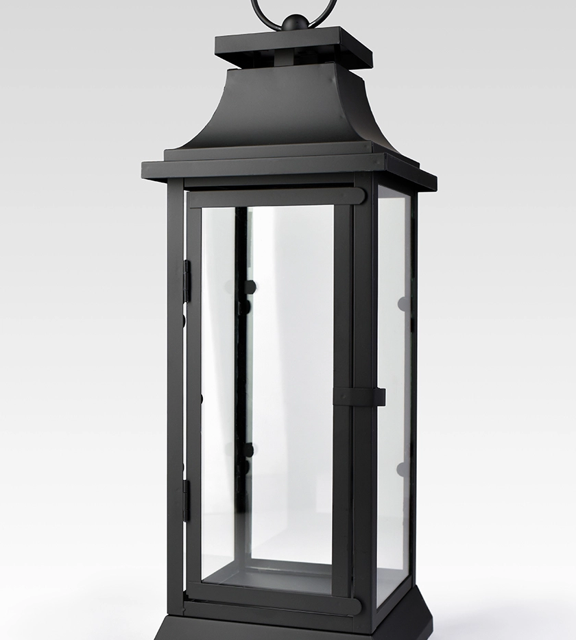 "Hampton Lantern - Medium - 20"" Tall"