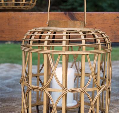 Bamboo Canal Lantern