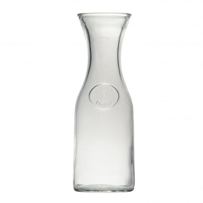 1 Liter Carafe w/Lid