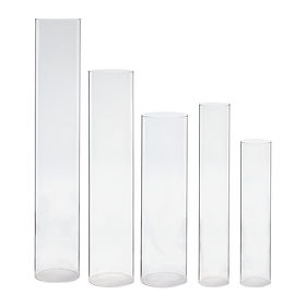 Taper Candle Chimney Tubes