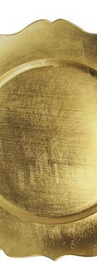 Melamine Gold Scalloped Charger.jpg