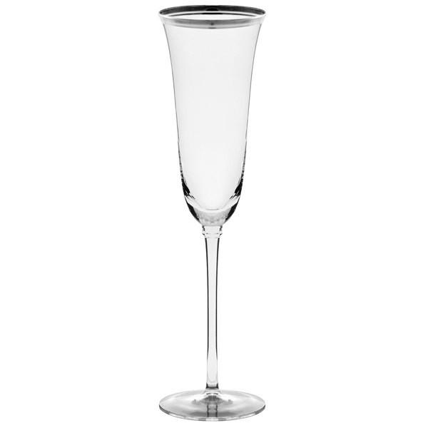 Windsor Silver Champagne Flute