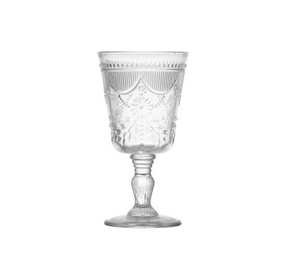 Clear Debutante Goblet