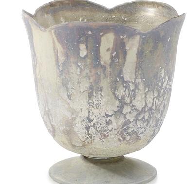 """Chelsea Floral Vase - 4.75""""x5"""""""