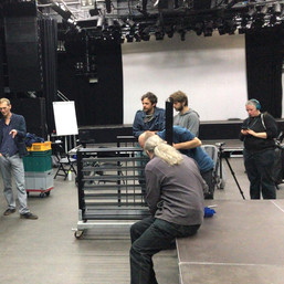 Huggy Bears_Soundtechnik Workshop WUK 2020