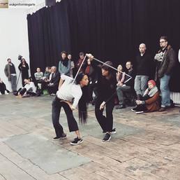 Maiko Sakurai Karner&Cat Jimenez premieres WUK 2017_Picture: Ulli Koch