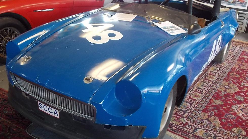 1964 MGB Roadster Race Car