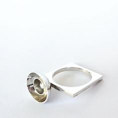 round square ring