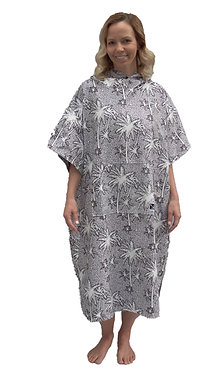 Palm tree poncho
