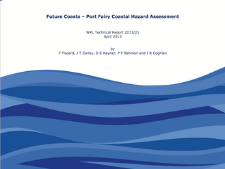 Port Fairy Coastal Hazard Survey