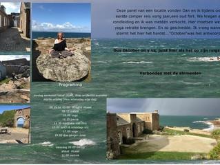 Yoga Retraites 2020 | mei-juni Vogezen | oktober Normandië (NOG PLAATSEN BESCHIKBAAR) |
