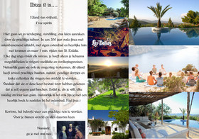 Yogareis 13 t/m 20 oktober Ibiza *VOL*