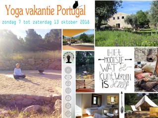 Portugal 7 - 13 oktober 2018