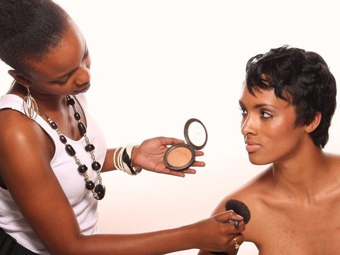 Traditional Makeup Session