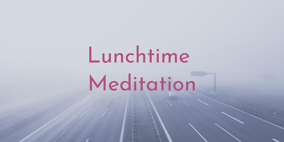 Thursday Meditation 12:15-12:45