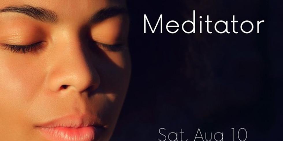 Become a Meditator!