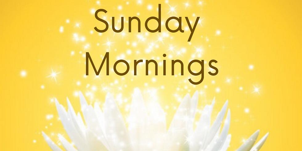 Sunday Morning Meditation 4/19