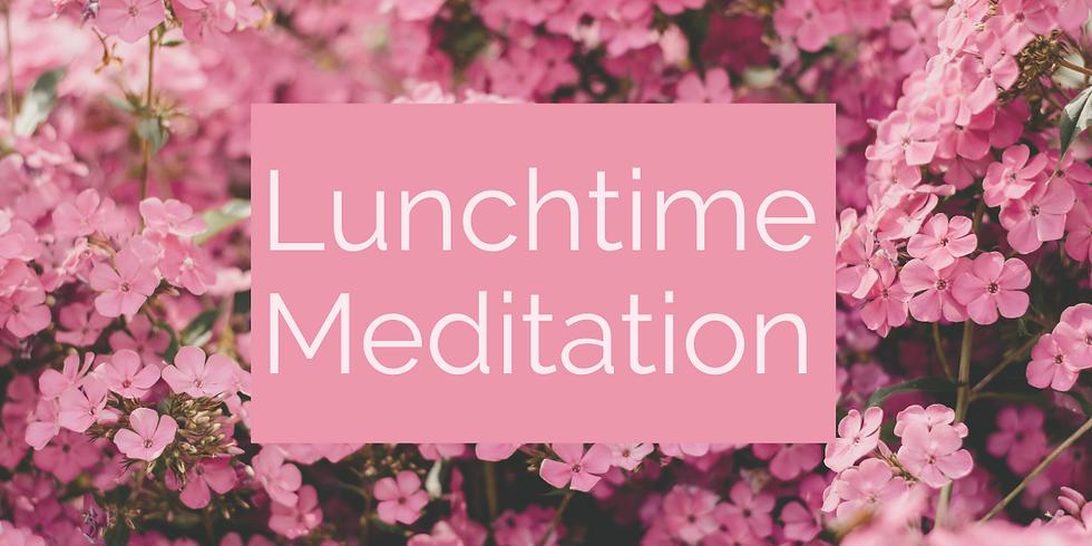 Lunchtime Meditation 5.21