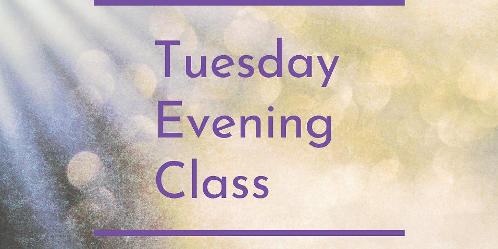 Tuesday Class