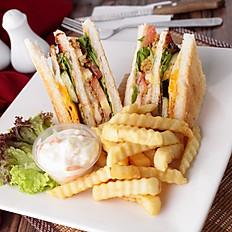 OMK Club Sandwich