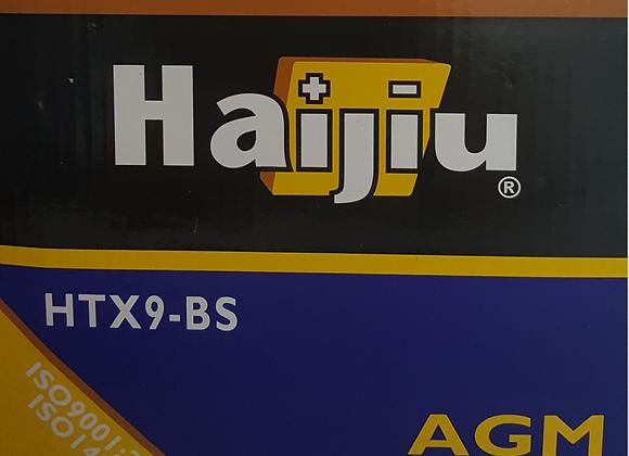 Μπαταρία HTX9-BS με υγρά HAIJIU
