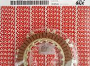 Δίσκοι Συμπλέκτη (Αμπραγιάζ) HONDA GLX FEDERAL Σετ